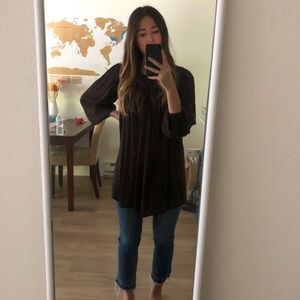 Plum Tunic from Urban Outfitters